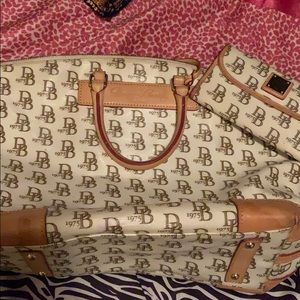 Dooney & Bourke Matching wallet and purse